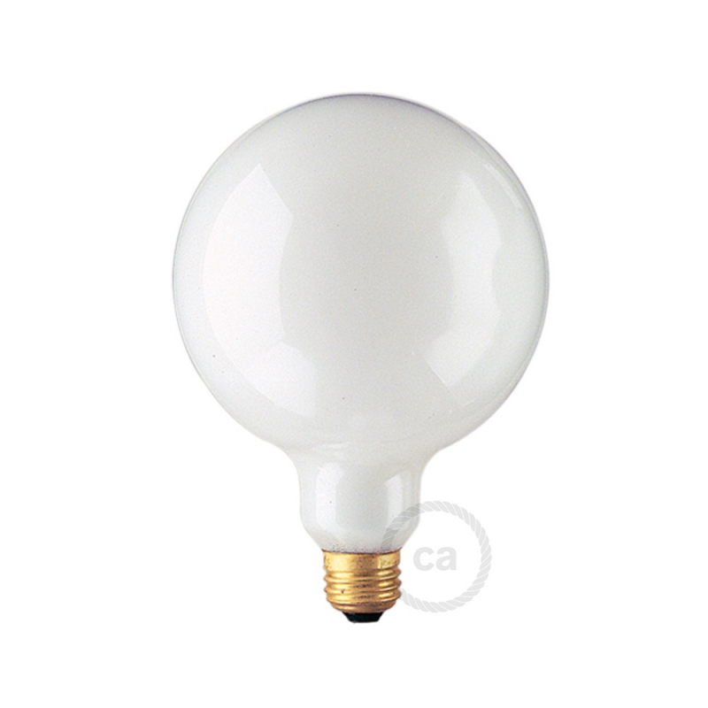 G40 - Incandescent Frosted Globe Light Bulb