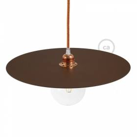Ellepi: The new oversized metal shade for your pendant!