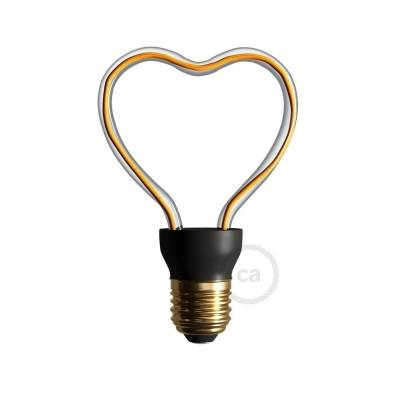 The Heart Bulb - LED Art Heart Light Bulb
