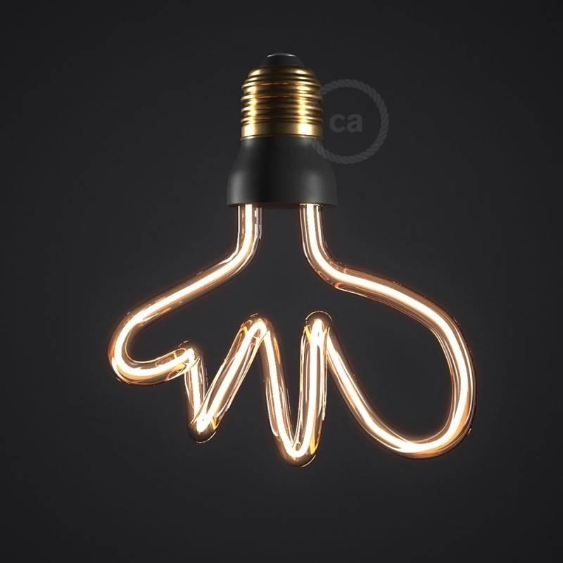 The Cloud   LED Art Bulb