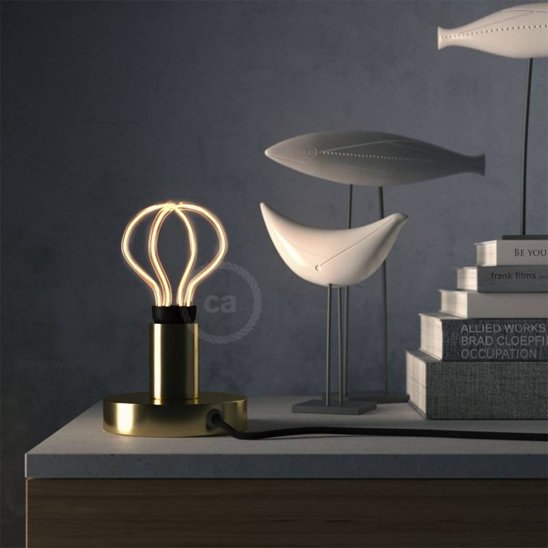 The Helping Hands Bulb - LED Art Globo Light Bulb
