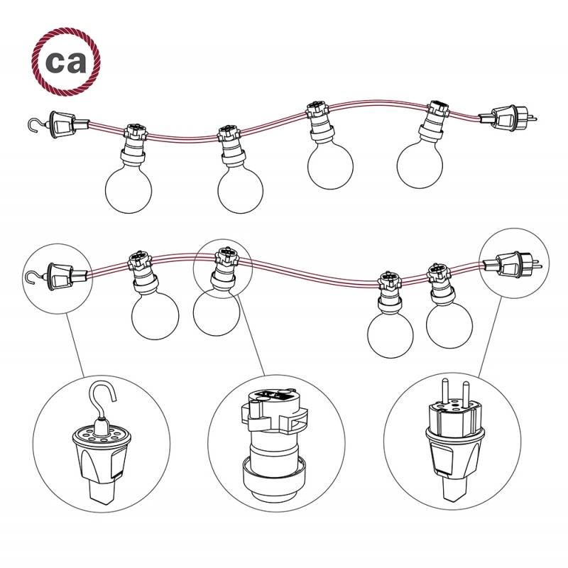 Custom String Lights
