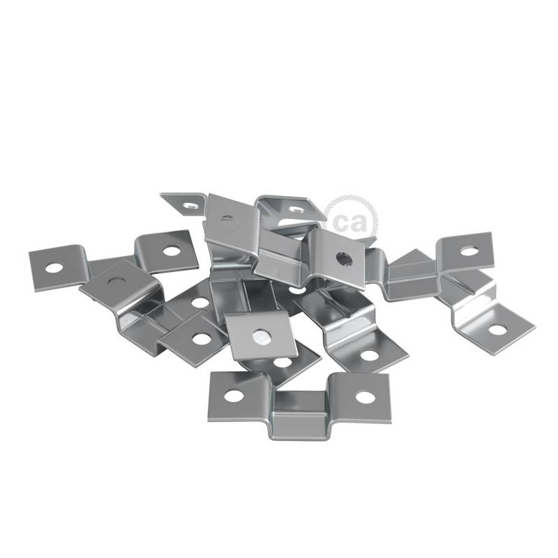 Wall fairlead for string lights – 10 piece pack