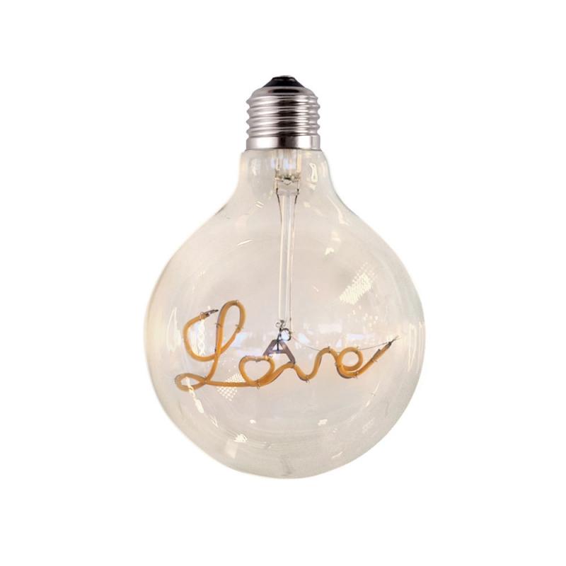 LOVE Light Bulb