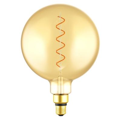 G200 Globe | Giant Amber Light Bulb