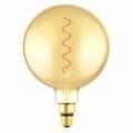 G200 Globe   Giant Amber Light Bulb