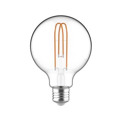 G30 Globe | Large Clear Light Bulb