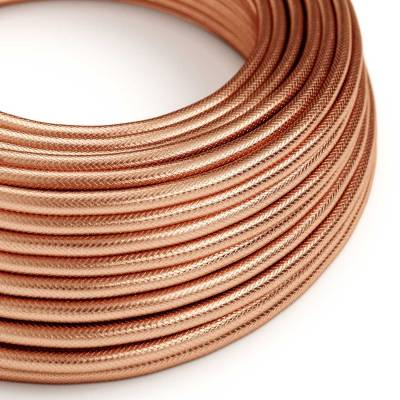 Red Copper covered Round electric cable - RR11