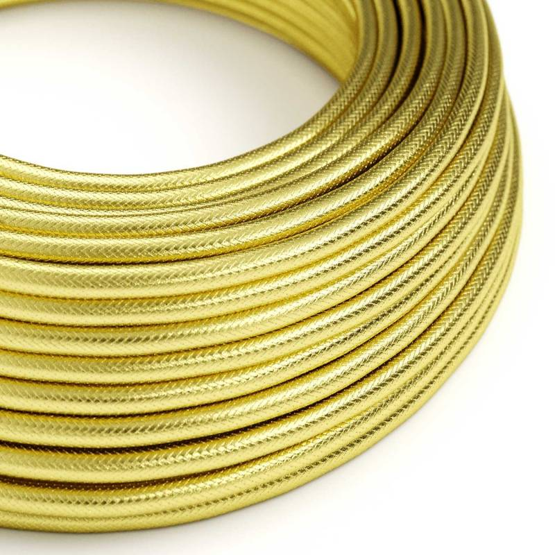 Brass Copper covered Round electric cable - RR13