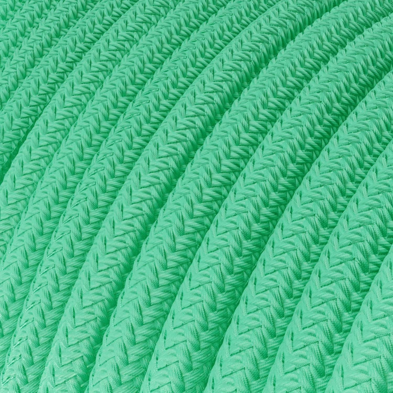 Opal Rayon covered Round electric cable - RH69