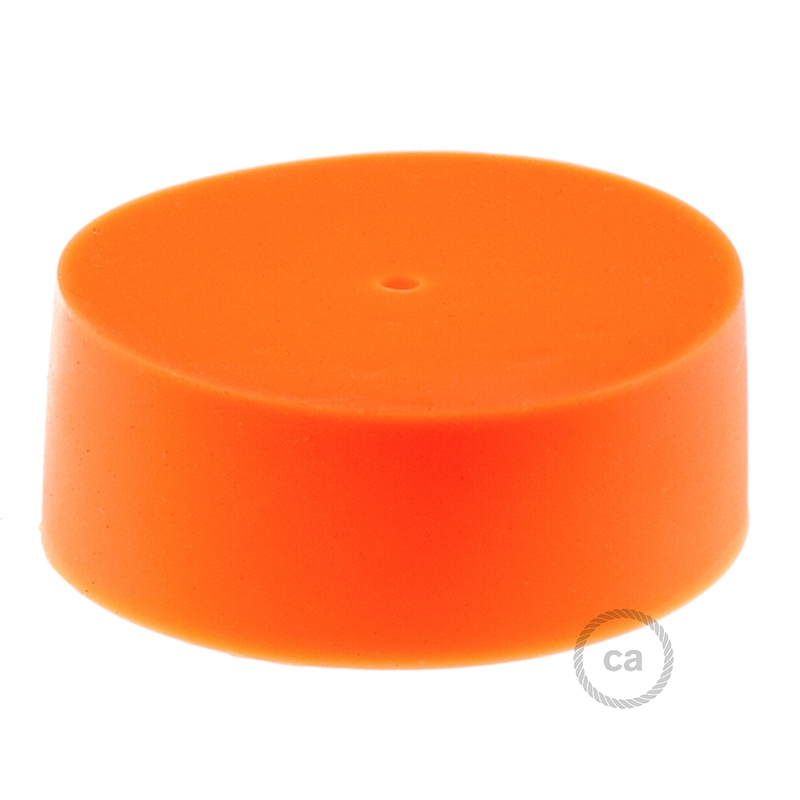 Silicone ceiling canopy kit