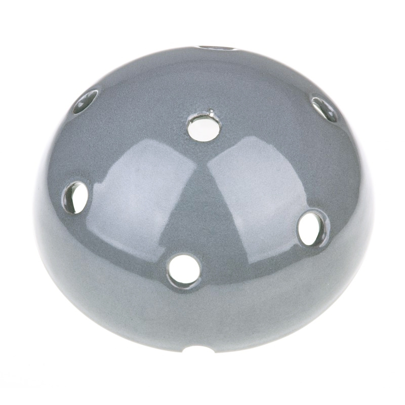 Ceramic 7-hole ceiling canopy kit