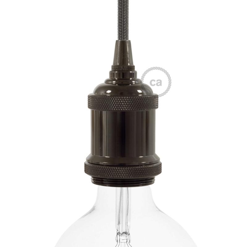 Vintage Style - single ferrule light bulb socket kits - E26