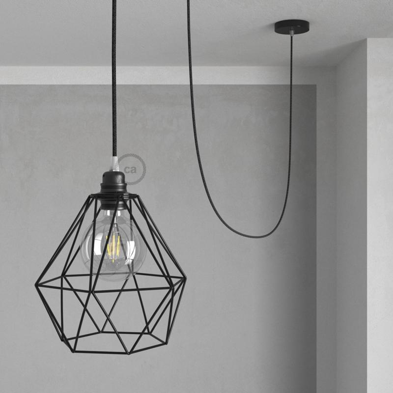 """Color Line"" Metal Double Ferrule light bulb sockets - E26"