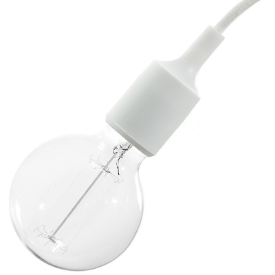 Silicone Light Bulb Socket Kits - E26
