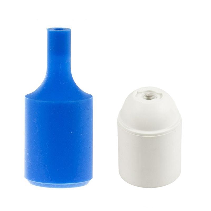 Silicone Light Bulb Socket Kits - E26