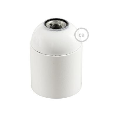 Smooth Sided Bakelite Phenolic light bulb socket - E26