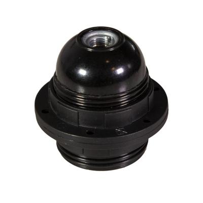 Double Ferrule Bakelite Phenolic light bulb socket - E26