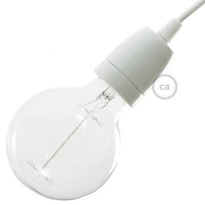 Porcelain E26 socket kit