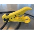 Cable Cutter & Stripper for Cloth Covered Wire