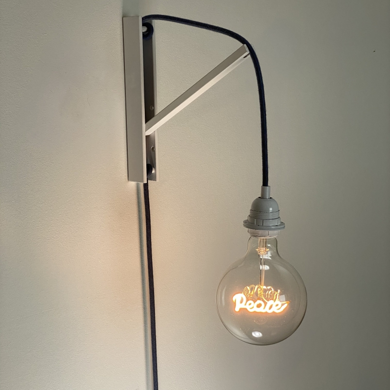 PEACE Light Bulb