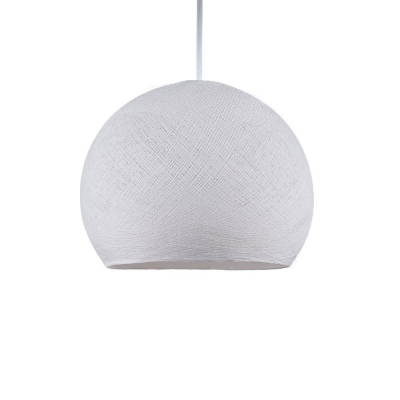 The Foldi Shade | Small Dome Pendant Lampshade