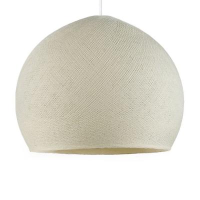 The Foldi Shade   Large Dome Pendant Lampshade - Handmade