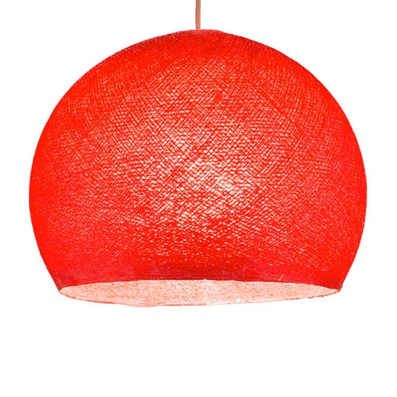 The Foldi Shade | Large Dome Pendant Lampshade