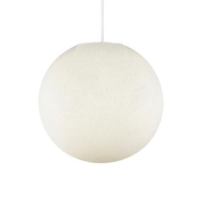 The Foldi Shade   Small Round Pendant Lampshade - Handmade
