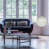 The Foldi Shade | Small Round Pendant Lampshade