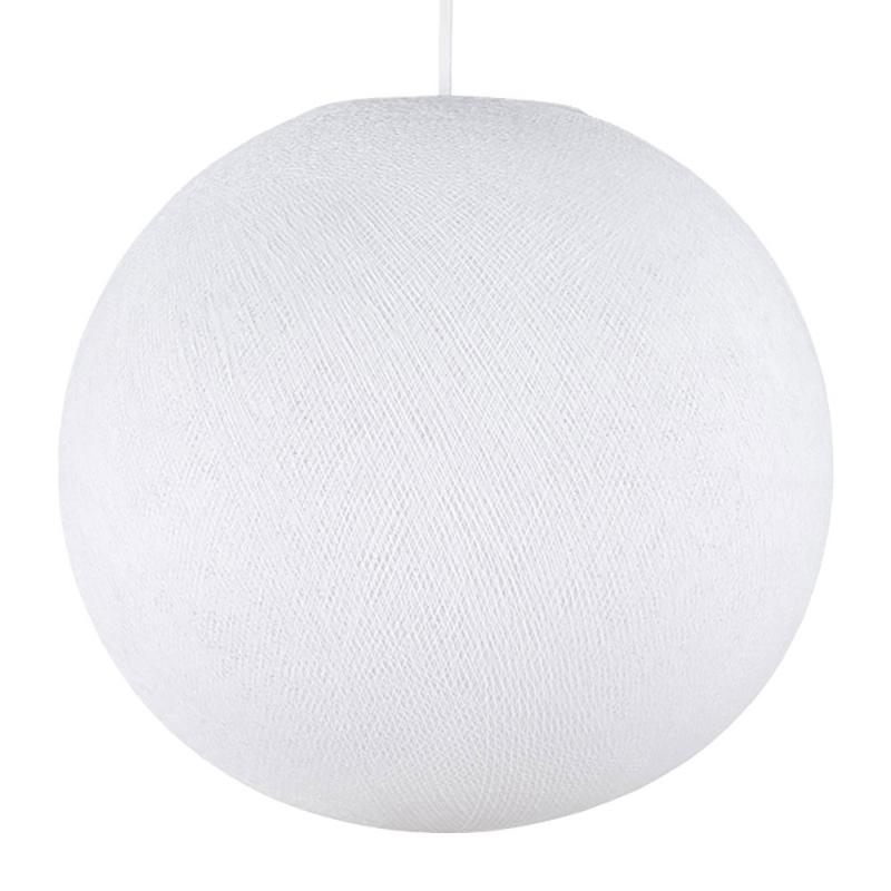The Foldi Shade | Large Round Pendant Lampshade