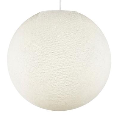 The Foldi Shade   Large Round Pendant Lampshade - Handmade