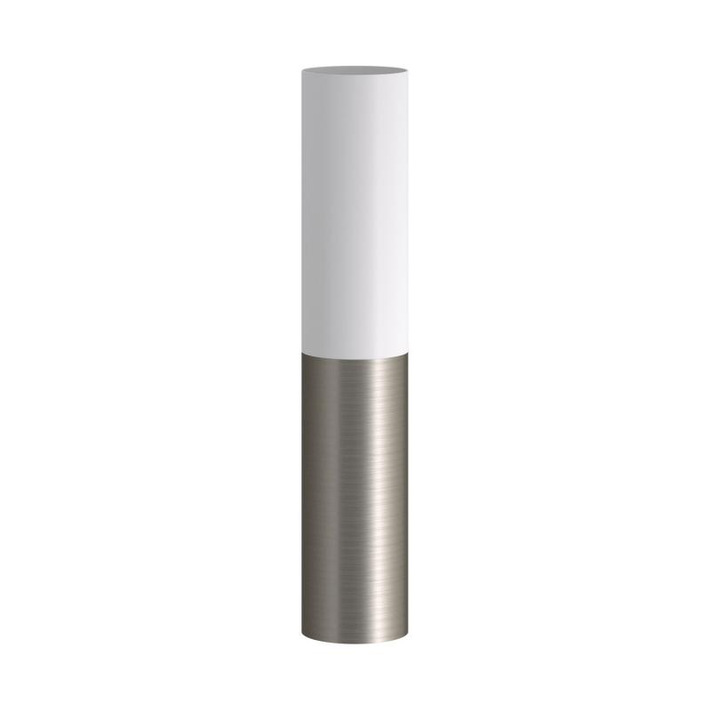 Tub-E12, spotlight double metal tube, with double E-12 socket ring