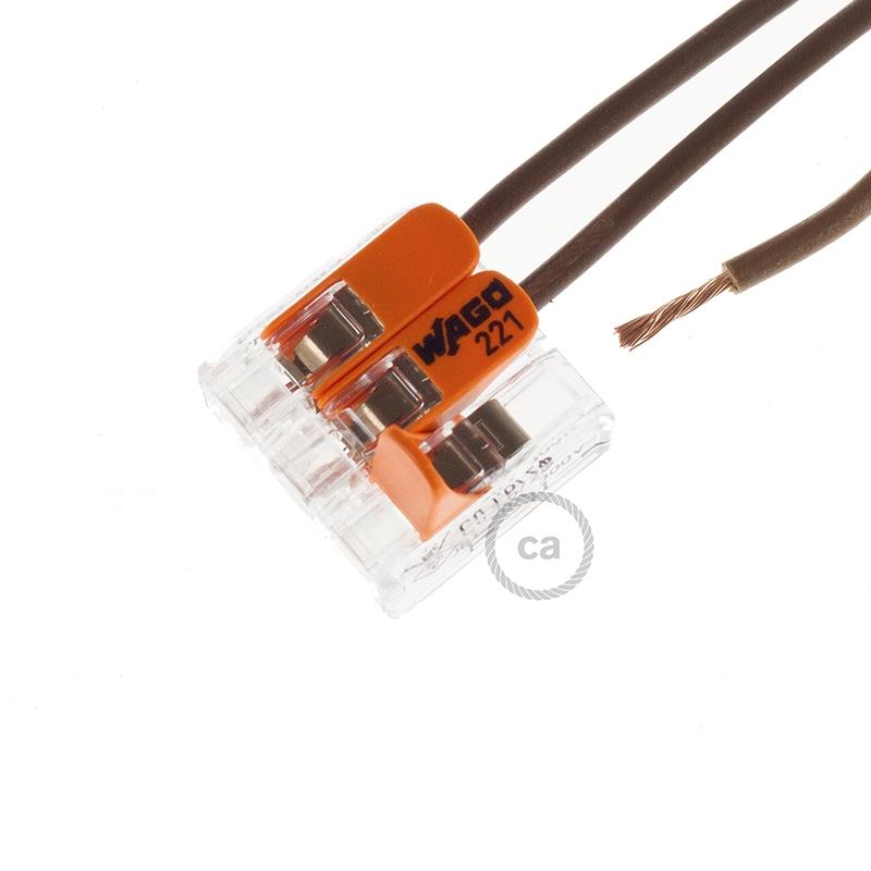 WAGO 3 Conductor - Universal Splicing Connector