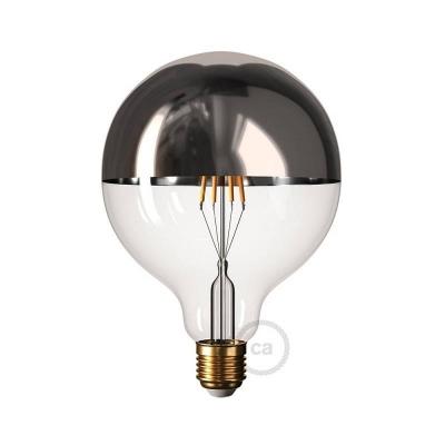 Silver 25HD | Half Dipped Bulb