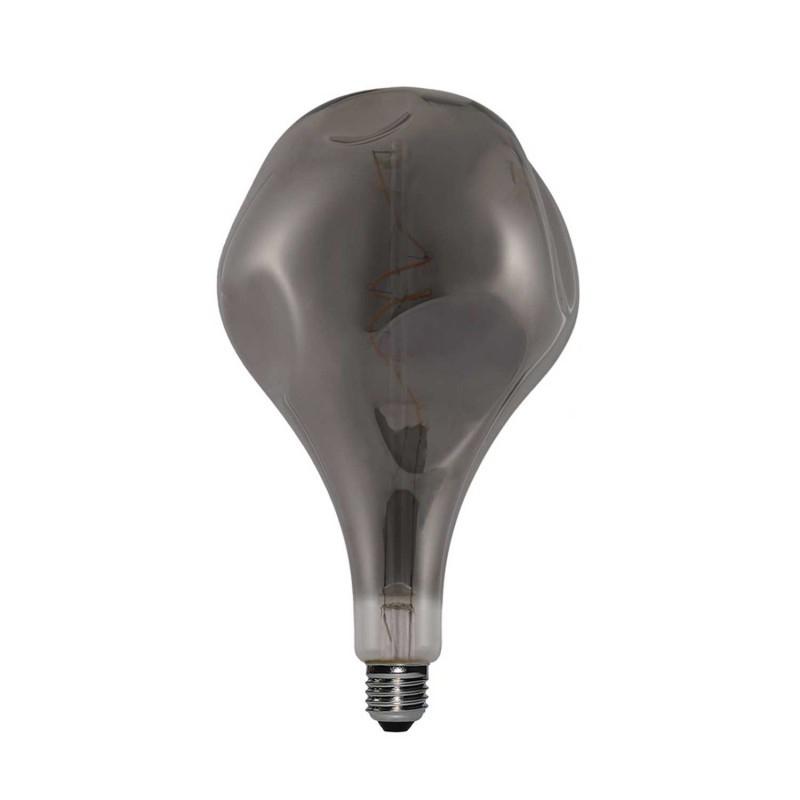 Bumped A165 Bulb - Smoky