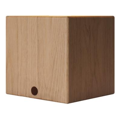 Lamp Base beech wood