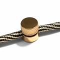 Sarè | Polished Brass Metal Fairlead