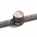 Sarè | Brushed Steel Metal Fairlead