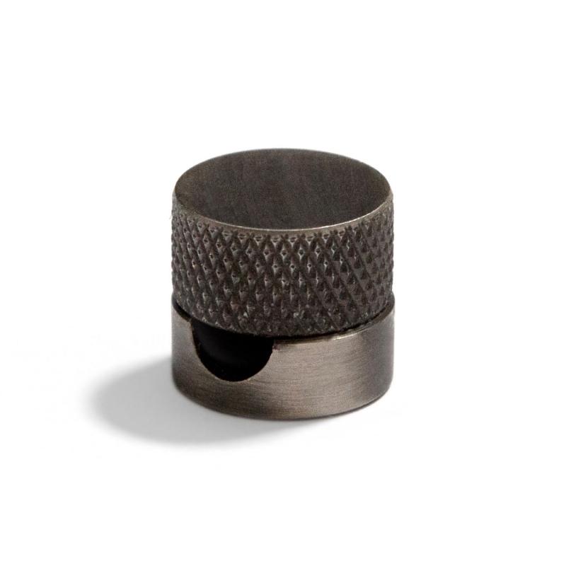 Sarè   Brushed Steel Metal Fairlead