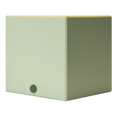 Lamp Base Soft Green