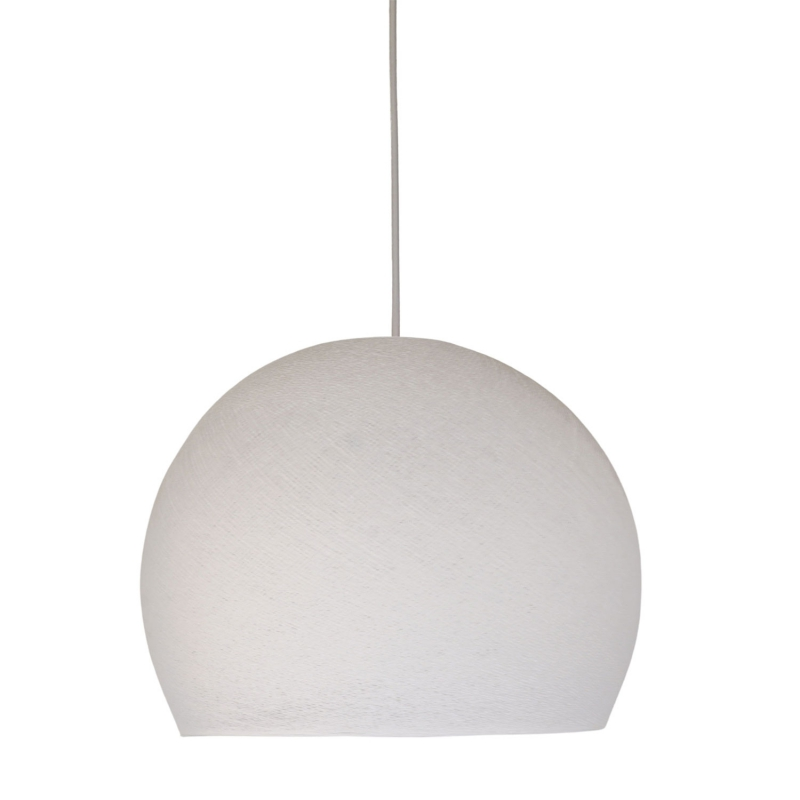 Dome Foldi Shades - Handmade pendant light shades - Available in 3 sizes & 16 colors