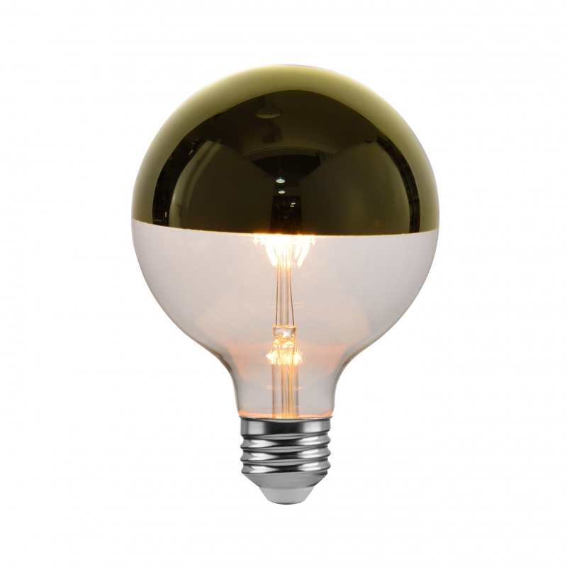 Gold 30HD | Half Dipped Bulb