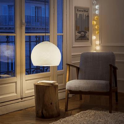 Single Pendant Lighting With lampshade