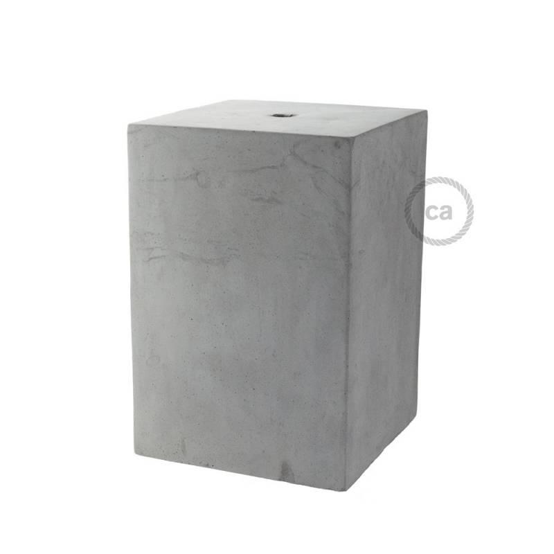 Cement Concrete Lampshade - Pendant Light Shade