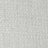 Glossy white linon