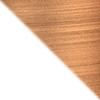 Matt White - Brushed copper