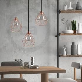 Lampshade Frames and Metal Cages in more than 20 models and colors