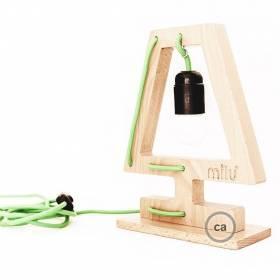 Gabriele Aramu: Milù the table lamp