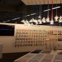 A whirlwind of lighting tradeshows in January and February for Creative Cables